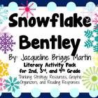Everything you need for a picture book study on Snowflake Bentley by Jacqueline Briggs Martin! There are many ways that you can use these resources...