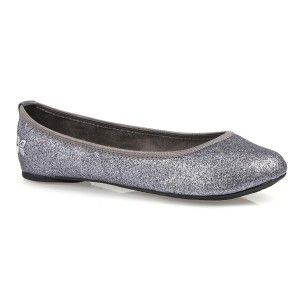Butterfly Twists Samantha Pewter Glitter Shoes #shoes #autumn #fashion #glitter #christmas #fashion