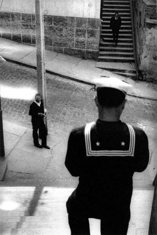 Valparaíso, Chile, 1963 - Sergio Larrain