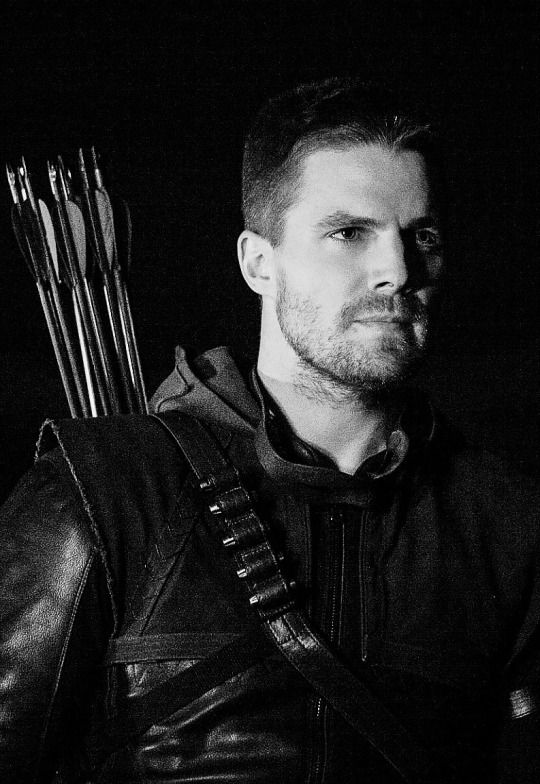 Arrow is my favorite TV show!