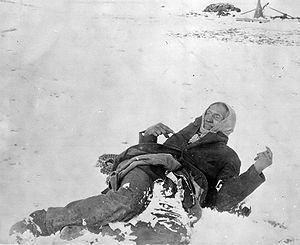 Wounded Knee Creek | Masacre de Wounded Knee - Wikipedia, la enciclopedia libre