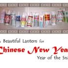 Students can color and create a Chinese New Year Lantern for  2013 - the Year of the Snake on the Chinese calendar. Students will have fun creating...