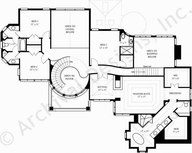 Free castle house plans