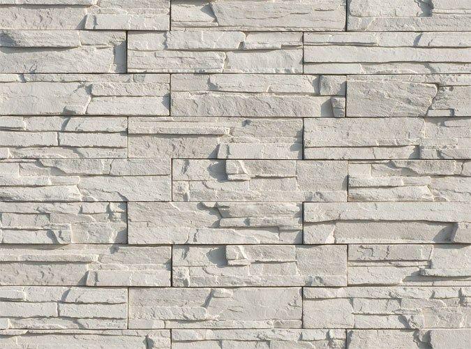 M s de 1000 ideas sobre pared de chimenea de piedra en - Imitacion piedra para paredes ...