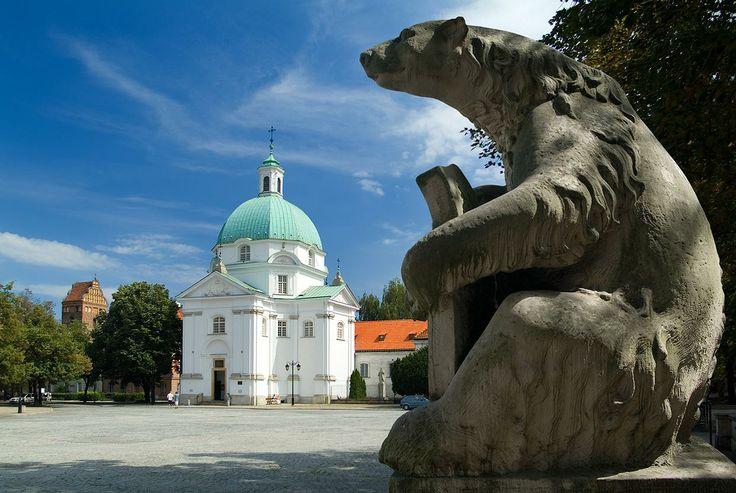 Rynek Nowego Miasta, Warszawa (Warsaw), autor Miasto st. Warszawa - W. Panów (PZ STUDIO)