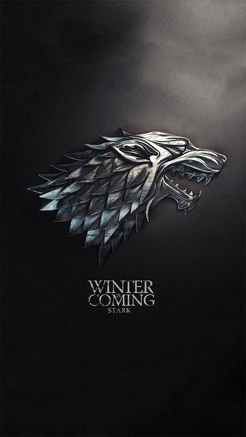 Winter is coming, #GOT.