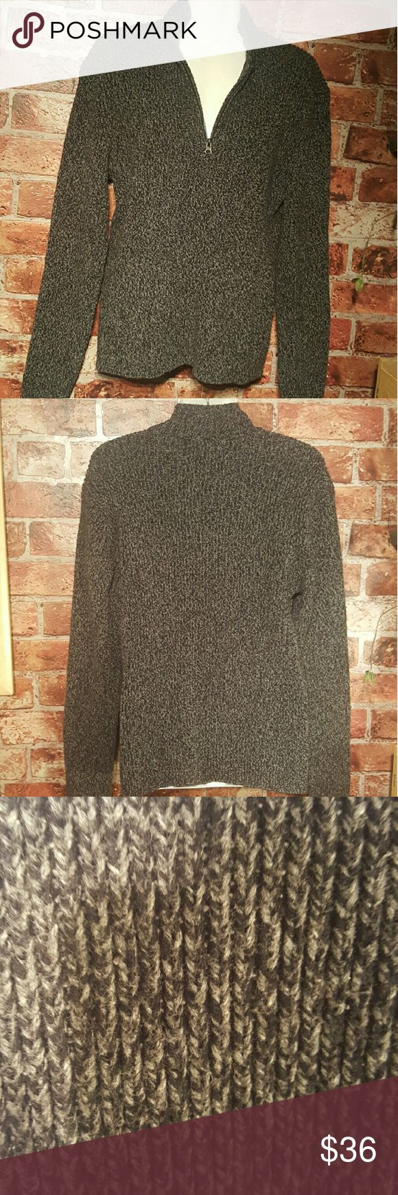 NWOT CONVERSE charcoal sweater for women Warm and cozy sweater for women. Never worn. Make an offer ladies. Converse Sweaters