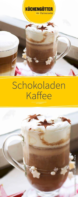Rezept für Schokoladenkaffee für die kalte Jahreszeit