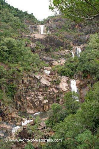 Jourama Falls  Paluma Ranges National Park, Queensland, Australia