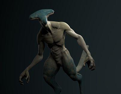 "Check out new work on my @Behance portfolio: ""Alien"" http://be.net/gallery/58353297/Alien"