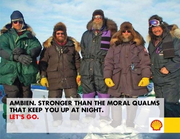 Shell Advertisement | Shell