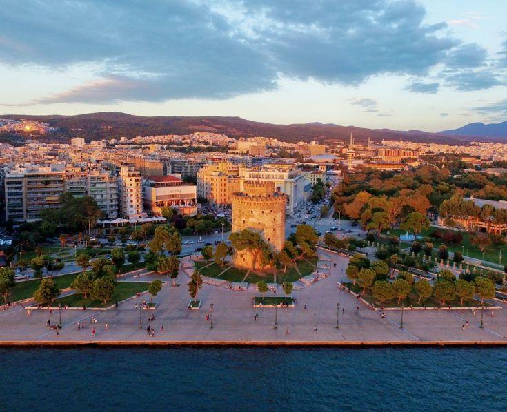 Thessaloniki is a 'Trendy' Destination, ABTA Chairman says.