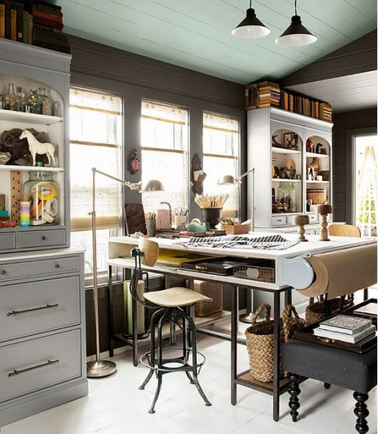Dream Home Office - Home and Garden Design Ideas - My-House-My-Home