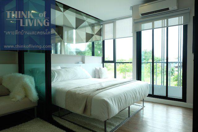 1 Bedroom, Establiss Condo by Foureyes Design, BKK,THailand