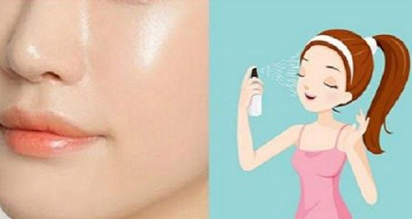 Spray This All Over Your Face In Night, Your Skin Will Become Milky White