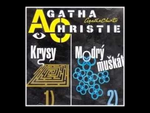 Agatha Christie - Modrý muškát (AudioKniha)