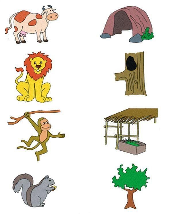 Animal Habitat Worksheet For Kindergarten Animal Habitat Worksheet F Kindergarten Worksheets Printable Kindergarten Worksheets Kindergarten Addition Worksheets Animal habitat worksheets for kindergarten