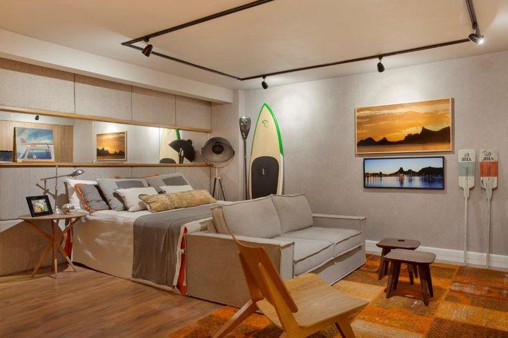 Espaço 79 - Apartamento do Solteiro assinado por Andressa Fonseca para o MORAR MAIS por menos RIO 2014 (7)