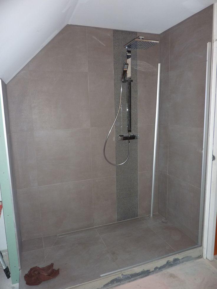 67 best Salle de bain images on Pinterest Bathroom, Stool and - refaire un plafond de salle de bain