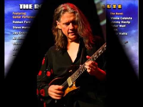 Peg (Steely Dan) - Robben Ford cover