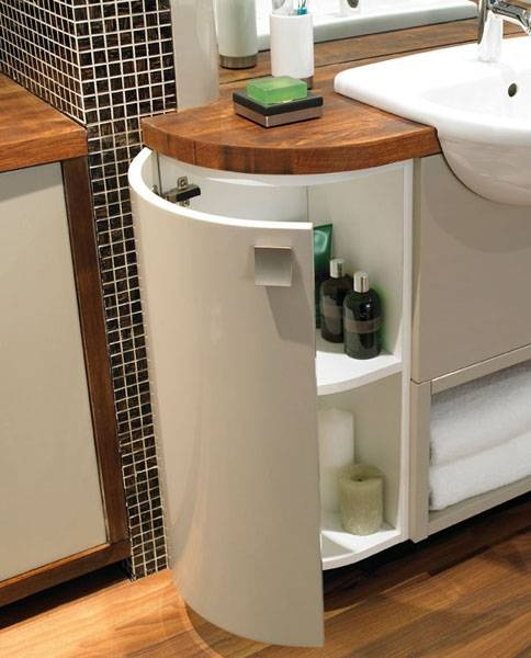 Glendevon Flint Grey - Bathroom Ranges - Bathroom Cabinet Collection - Howdens Joinery