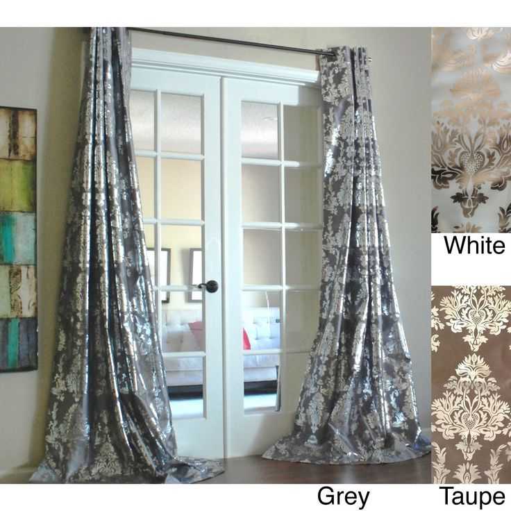 18 best Curtains images on Pinterest Curtain panels Window
