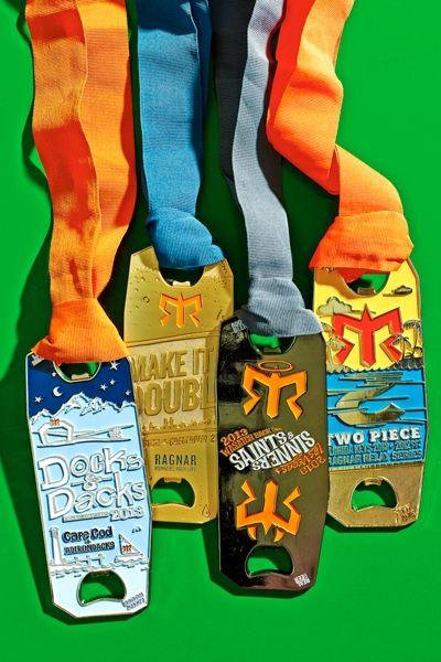 the coolest race medals runner 39 s world running pinterest runners bottle and bottle opener. Black Bedroom Furniture Sets. Home Design Ideas