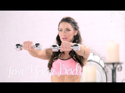 Love your Arms & Abs with Karena!
