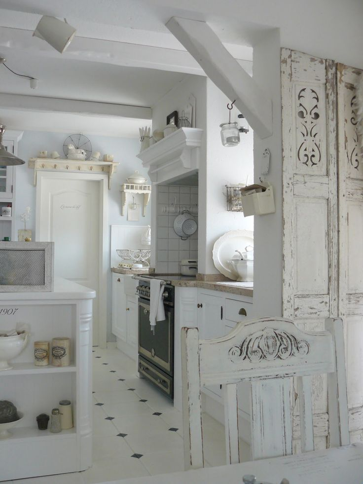 45 best shabby chic küche images on pinterest
