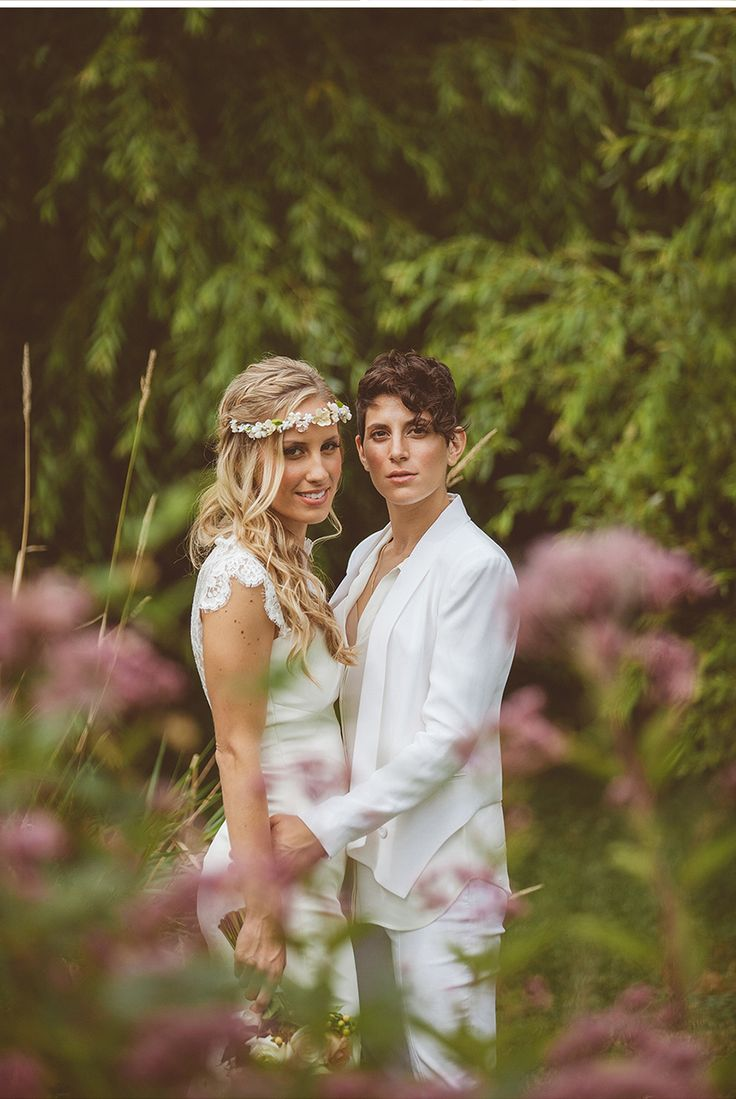 Lesbian Weddings Pictures 52