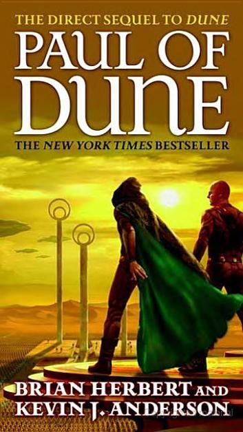 Paul of Dune - Brian Herbert, Kevin J. Anderson