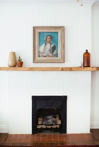 Best 25+ Simple fireplace ideas on Pinterest | Kitchen ...