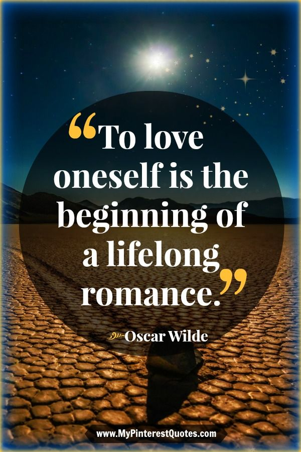 """To LOVE ONESELF is the beginning of a lifelong romance."" ~Oscar Wilde ❤  Social Media Secret Sauce, the guide to REAL influence. on-line. Please check it out!"