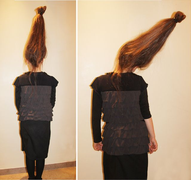 great idea for Crazy Hair Day (Nor the girls!)   Stuco ...