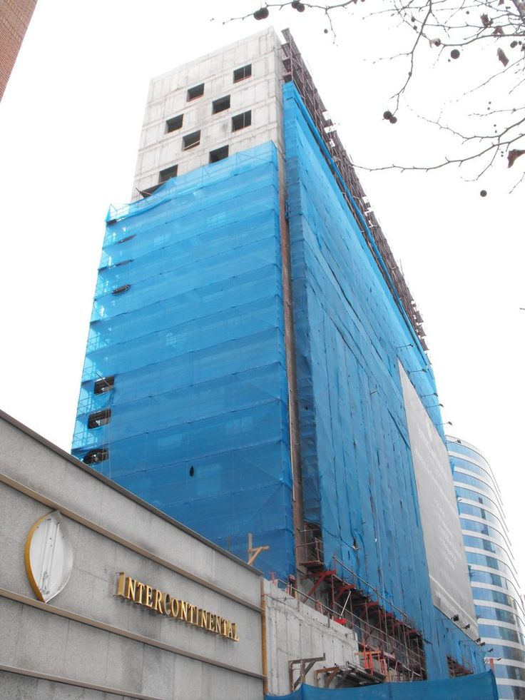 Galería de En Construcción: Nuevo Edificio Hotel Intercontinental / Alemparte Barreda y Asociados Arquitectos - 12