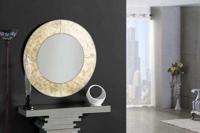 219 mejores im genes de espejos en pinterest espejos for Espejo horizontal salon