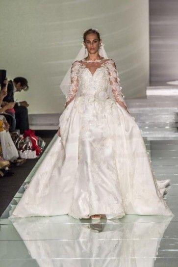 Amelia Casablanca sposa 2015