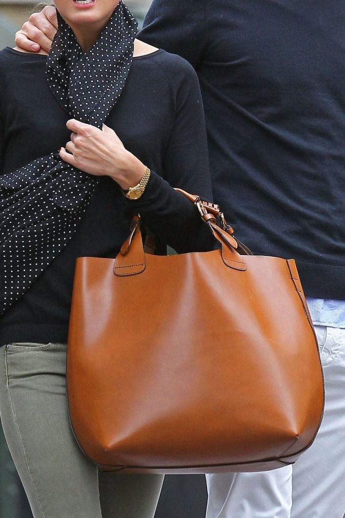 PERFECT TOTES. BOARD BY MARIA FANO - mariafano.com -Fashion Beauty Glamour: Olivia Palermo out in Soho with Johannes Huebl- May 8, 2011