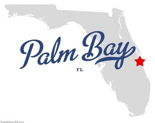 Palm Bay, Florida..where I live now!