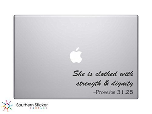 Best Quote Decals Images On Pinterest Laptops Tumblers And - Bible verse custom vinyl decals for car
