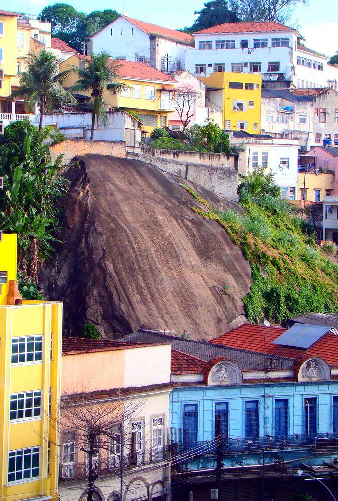 Morro da Conceição, visto do MAR.Rio