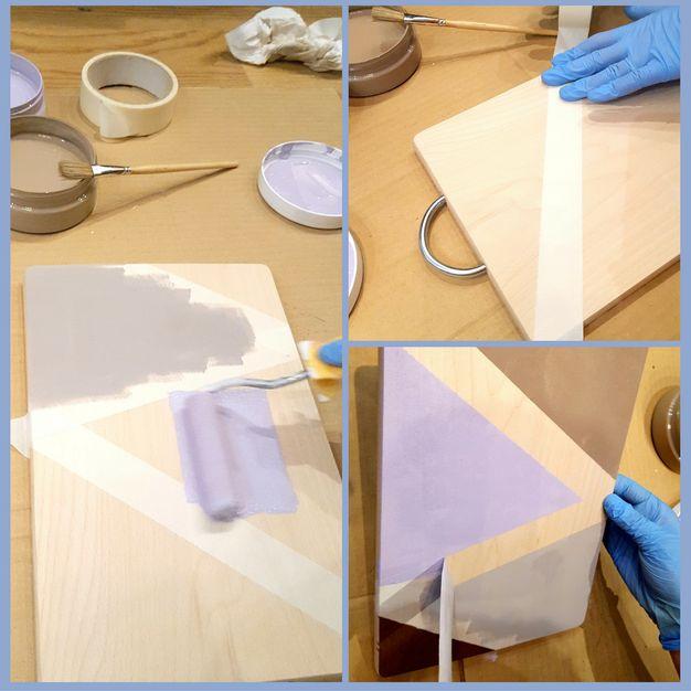 DIY - cutting board | Inspiration | Zrób to sam - domowe dekoracje. Więcej szczegółów na naszej stronie www.mieszkaniowemetamorfozy.pl/blog