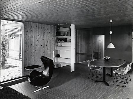 Hein Salomonson, Zomerhuis Ydo Reeuwijk, 1960-1961