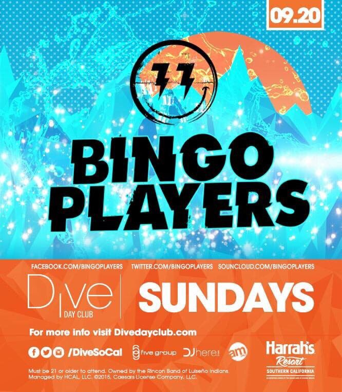 "Dive Day Club Dj Bingo players PROMO CODE DISCOUNT ""nocturnalsd""  Dive PROMO CODE ""nocturnalsd""  -LINK https://www.dayclubtickets.com/affiliate/nocturnal1  FB Event https://www.facebook.com/events/1048496905183588/  #bingoplayers #divedayclub #divepromocode #divepoolparty #LilJon#divepartybus#discount #harrahsdivedayclub #cabana #daybed #hotel#casino #guestlist #discount #partybus#ticketsdiscountpromocode#sandiego #wearetreo #SanDiego #SD #DJLife #ucsd #usd #sdsu #csusm promocode…"