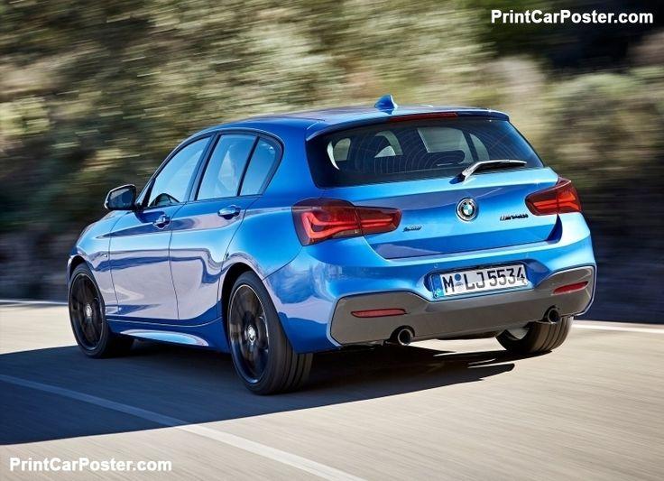 BMW M140i 2018 poster, #poster, #mousepad, #tshirt, #printcarposter