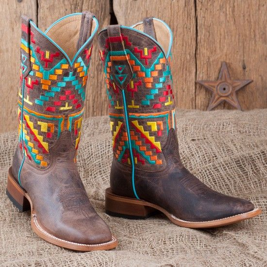 Best 25 Aztec Boots Ideas On Pinterest Cowgirl Boot