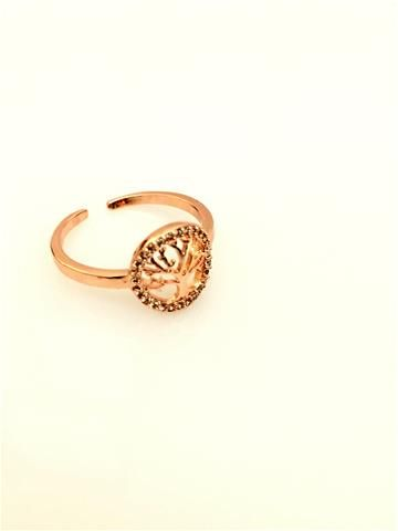 La Bella Donna - Γυναικειο δαχτυλιδι δεντρο της τυχης