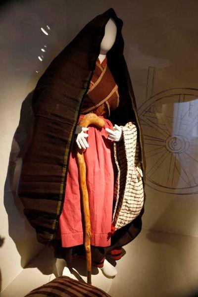 CORROBLA DE BAILES TRADICIONALES: EL MUSEO DEL TRAJE POPULAR DE SORIA. España