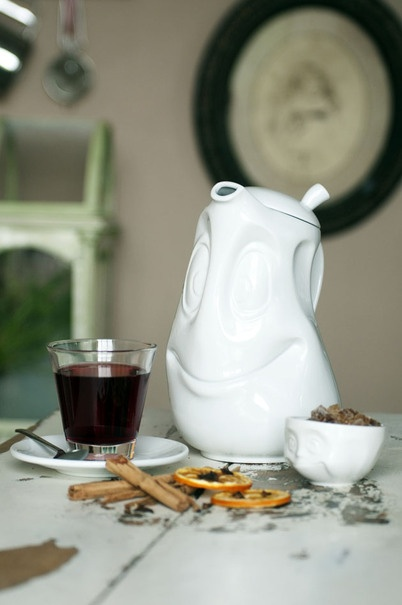 Happy Teapot by Tassen, www.irritante.pt, €70.15