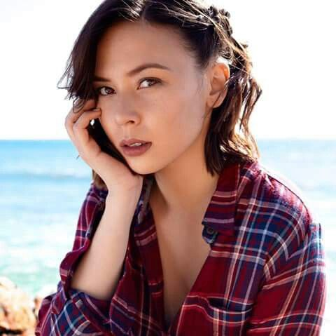Malese Jow! - half-Chinese American and part-Cherokee